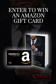 Win a $25 Amazon Gift Card from Award-Winning, Bestselling Author Lauren Landish