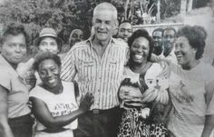 thisisjamaica:  Michael Manley Still Revered By Former Barbados Prime Minister