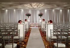 Chicago Ballroom-Wedding Ceremony