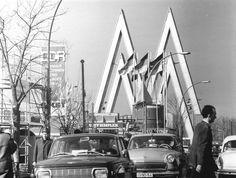 1969. Fair in Leipzig.