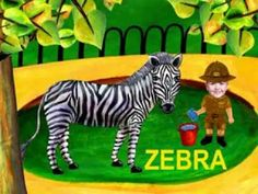 Z-Zebra: Video on You Tube