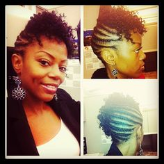 Natural Hairstyle, My next Natural style !!