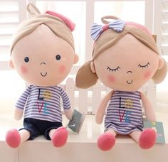 Nautical dolls (3 STYLES AVAILABLE). PRE ORDER, £15.00