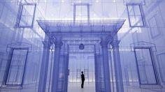 Arte - Instalações e Experiências  Home Within Home, 2013, no Museu de Arte Moderna e Contemporânea em Seul, Coréia, por Do Ho Suh. #arquitetura #arte #art #artlover #archilovers #design #architecturelover #instagood #instacool #instadesign #instadaily #inspiration #projetocompartilhar #shareproject #follow #like #davidguerra #arquiteturadavidguerra #arquiteturaedesign #instabestu #architect #criative #instalações #experiências #homewhitinhome #mudeudeartemodernaecontemporânea #seul #coréia
