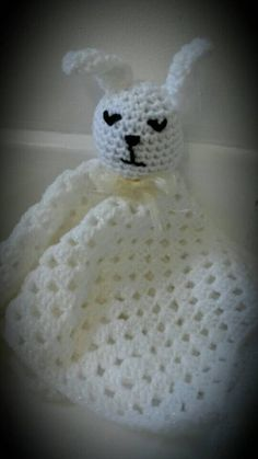 Check out this item in my Etsy shop https://www.etsy.com/listing/228188140/handmade-100-acrylic-wool-baby-soother
