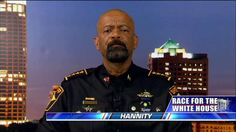 9/7/16 - Clarke:  Trump Treats African-Americans Like Adults, Unlike 'Condescending' Hillary. . . Milwaukee County Sheriff David Clarke says Donald Trump's outreach to…