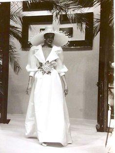 Givenchy mariée hautecouture MargotCelestin