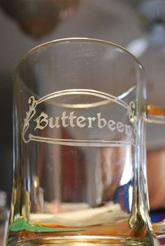 Butterbeer mug DIY