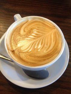 Perfect cappuccino The Grove Cafe & Market