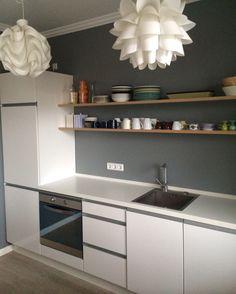 Farrow And Berlin kitchen painted in farrow plummett berlin interiors graue