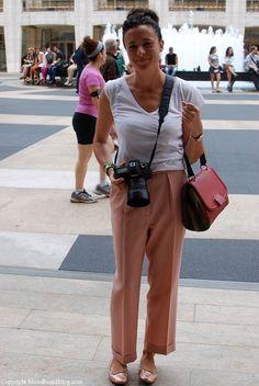 Garance Dore. I love her trousers
