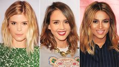 The New Lob: Your Traditional Long Bob Is Getting a Makeover!  #InStyle