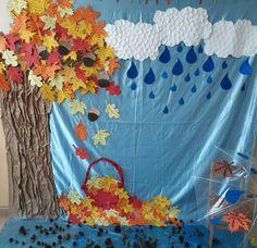 Fabric maker felt thread dragon JAKO-O - - Paper Flower Decor, Flower Pot Crafts, Paper Flowers, Fall Classroom Decorations, School Decorations, Fun Activities For Preschoolers, Autumn Activities, Toilet Paper Roll Crafts, Paper Crafts