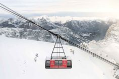 You could win a chance to stay in a cable car -- suspended ft in the air, in the heart of the skiing resort of Courchevel, surrounded by views of the French Alps. On March Airbnb is opening u. Luxury Rooms, Luxurious Bedrooms, Bergen, French Ski Resorts, Floating Hotel, Airbnb Rentals, Paris Match, Kabine, French Alps
