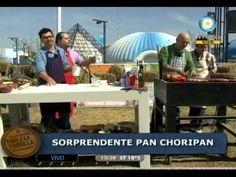 Único y tentador Pan Choripan (Parte 1) - YouTube