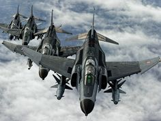 Turkish F-4 Phantoms