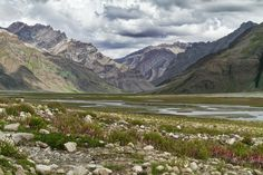 Zanskar Valley in Ladakh India | By Soumen Basu Mallick [20481365] (x-post /r/IncredibleIndia) #reddit