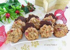 Biscotti, Fett, Muffin, Breakfast, Strato, Recipes, Decorated Cookies, Morning Coffee, Muffins