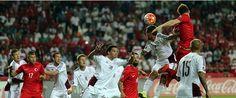 Türkiye Letonya Maç Özeti