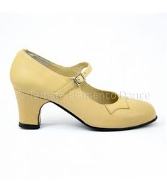 Semiprofesional Begoña Cervera ensayo beige piel En Stock, Character Shoes, Dance Shoes, Beige, Fashion, Templates, Dancing Shoes, Types Of Heels, Essayist