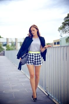 talulah mystic wonder shorts, finders keepers blackout bomber jacket, winston and willow, melbourne fashion bloggers