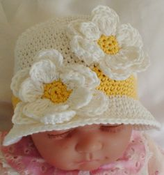 Will try crocheting this for my new baby grandniece... I think I'm going to be busy - I have about 20 patterns picked out so far!!