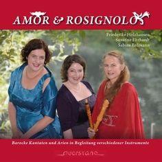 Friederike Holzhausen - Amor & Rosignolo