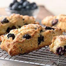 King Arthur's Flour - Fresh Blueberry Scones