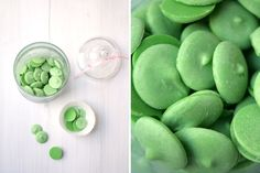 Homemade Candy Melts