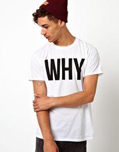 OCDesigns T-Shirt WHY