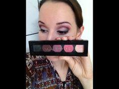 Maquiagem Para o Verão com Paleta Tarde de Verão Dailus - Por Jéssica Freitas - YouTube