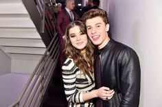 Shawn and Hailee