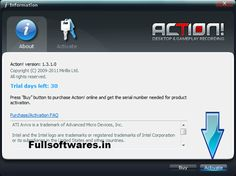 Mirillis Action 1.19.2 Crack Serial Key Download