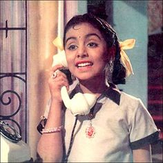 Neetu Singh - made her debut as 'Baby Sonia' at the age of 10 in 'Do Kaliyaan' (1968).