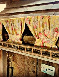 7/ Reasons to Hang Chicken Nesting Box Curtains