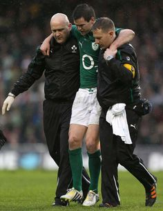 Ireland's Jonathan Sexton is carried off My Passion, My Works, Rugby, Carry On, Ireland, Bring It On, Peace, Sports, My Crush
