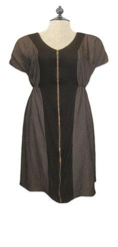 Brooklyn Dress-Black