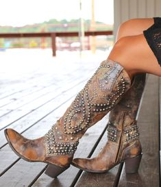 Old Gringo Belinda Tan Boots Bota Country, Country Boots, Looks Country, Old Gringo Boots, Wedding Boots, Summer Boots, Tan Boots, Boho Boots, Western Boots