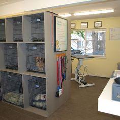 Best dog daycare boarding kennel building plan dog for Grooming shop floor plans