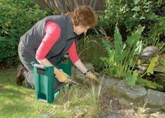 Garden Kneeler With Tool Pouch | Gift Ideas For The Home | Pinterest | Tool  Pouch And Gardens