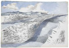 Another Life, Another World: 'Paul Nash: Watercolours, 1910–1946' is at Piano Nobile, London, until 22 November.