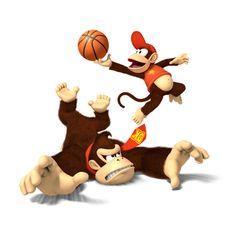 Mario Sports Mix Donkey Kong