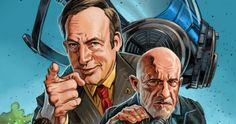 'Better Call Saul' Comic Sets Up 'Breaking Bad' Crossover -- Walter White and Jesse Pinkman are introduced to Saul Goodman in a new comic book based on AMC's 'Better Call Saul'. -- http://www.movieweb.com/better-call-saul-comic-breaking-bad-crossover
