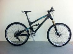 New Yeti Mountain Bike!