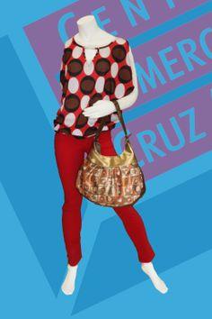 Está listo tu outfit para las vacaciones que se aproximan? Si aún no lo tienes listo vena a Tu Centro Comercial Cruz Azul y elige entre lo mejor de la temporada!
