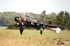Sukhoi Su-22M4 8. elt (tactical aviation squadron) airbase Swidwin.