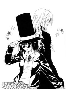 black cat - Kyoko Kirisaki
