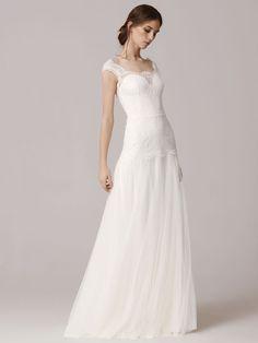 Brautkleider im gehobenen Preissegment | miss solution Bildergalerie - Nadia by ANNA KARA