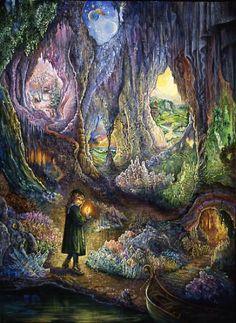 Josephine Wall: Underworlds
