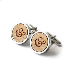 Ampersand Cufflinks